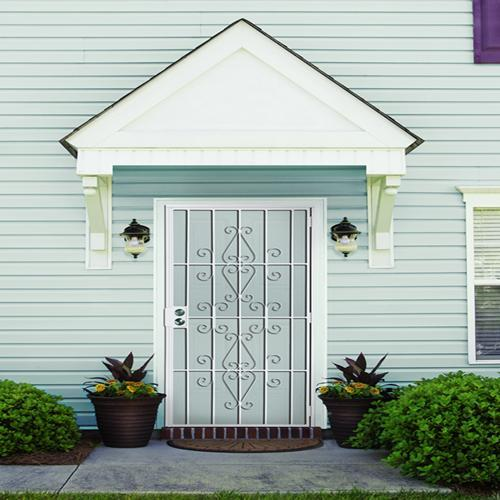 Various Style 30 Inch Exterior Steel Door With Low Price