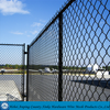 assemble and manage easily plastic coated paint chain link fence black