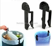 Garbage Can Waste Bin Trash Bag Clip Clamp Holder