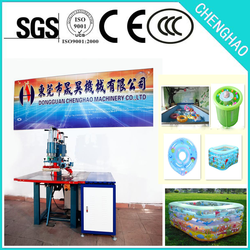 high frequency inflatable swimming pool welding machine for PVC pool, CE approved,china lead manufacture