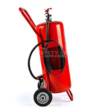 25KG Trolley dry powder fire extinguishers/Trolley dry powder fire extinguisher/extinguisher portable fire fighting equipment