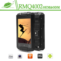 Best Military Outdoor Rugged IP67 Waterproof Smartphone with NFC GPS