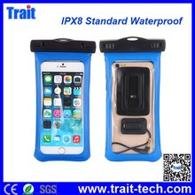 With Detachable Neck Strap Professional IPX8 Standard Armband Waterproof Sport Bag Cover for iPhone 6 4.7inch