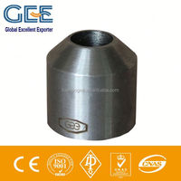Miller Coupling 90 Degree Elbow With Square Flange And Outlet