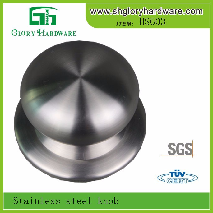 STAINLESS STEEL KNOB 603
