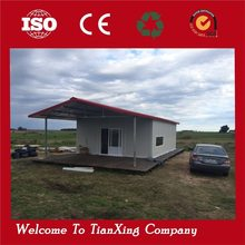container modular homes for mining camp in Australia kiosk prefab house container