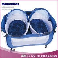 second layer children sleeping cot European style plastic child bed