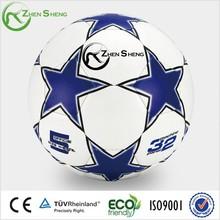 Zhensheng Wholesale Custom Official Size and Weight Street Promotional TPU Soccer Ball