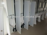 public toilet container unit