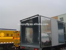 refrigerator truck 30t tipper truck container box truck body cargo van body