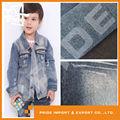 Pr-wd273 Indigo Denim tela Made In China para los niños