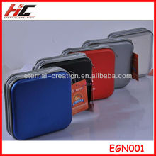 Promotional Fancy Plastic Cheap CD Cases,Fr+Alibaba