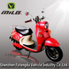 Retro bike 800w adult electric motorcycle with pedal