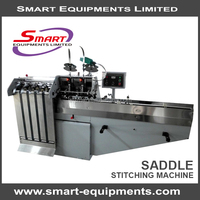 Saddle Stitcher DQ440-02GD manual saddle stitcher