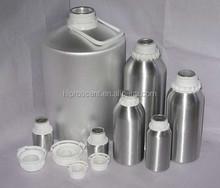 Aluminium bottle for bulk essential oil
