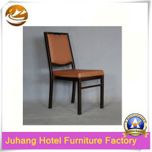 JH-M42 Used Hotel Furniture Metallic Chairs For Sale