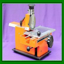 Car Number Plate/ Nameplate/Tag Metal Embossing Press Machine