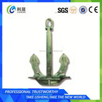 High Quality Japan Stockless Marine Anchor For Sale