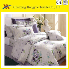 Quilted Polyester fabric with home textile designs for making bed sheets,bed cover