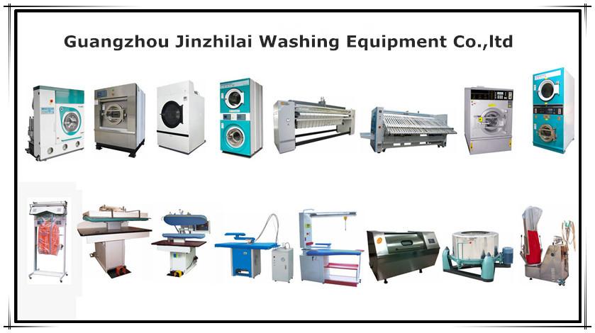 2015 улучшенная версия промышленные сухой очистки и гладильные машины