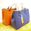 Graceful & decent lady handbag 2015-latest fashion handbags, woman handbag, lady handbag,leather hand bag