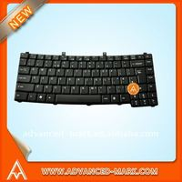 Replace Laptop Keyboard For ACER Aspire 2490 , MP-05016GB-698 , PK13ZKD0A00 , UK Layout , Black Color , New