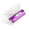 Plastic waterproof 26650 single battery holder Efest 1*26650 round battery holder