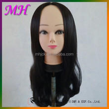 Fashion Hot Selling Synthetic Wigs Regular Wave Remy Hair Wig