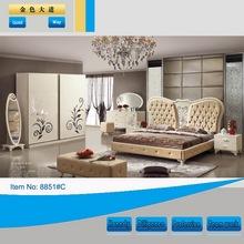Foshan factory direct Modern bedroom furniture set for audlts/bedroom furniture/furniture