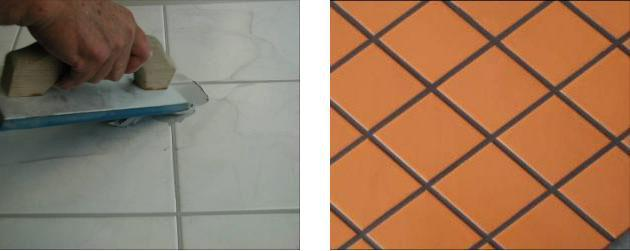 Ceramic tile crack filler