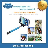 Climber Company No.1 seller selfie stick silicone case for iphone 5 5s