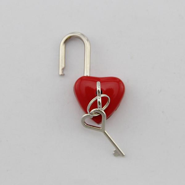 source small heart shaped padlock red heart key locks heart