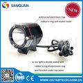 SG-N1000 linternas recargables LED super brillante para bicicleta