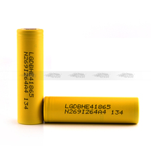 Best selling products in America LG 18650 3.6v li ion rechargeable battery 2500mah 3.7v LG 18650 yellow battery LG HE4