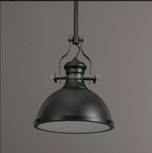 Antique industrial pendant lamp for coffee shop/bar/clothing shop/dinning room etc