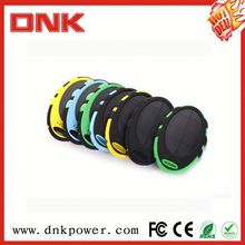 DNK promotional solar chargers 118 external battery pack for ipad 2