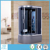 New Design High Quality enclosed plastic glass shower door