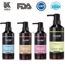 OEM herbal natural ginger essence dry shampoo and elastin hair shampoo