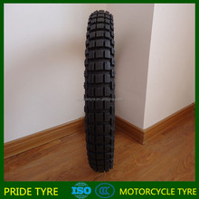 best selling motorcycle tyre size 3.00-18 6-8pr tyre with high quality and good price