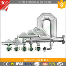 Hot Sale Andisoon high accuracy gas flow meter, natural gas flow meter