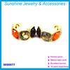 Hot sale gold earring fashion earring jewelry