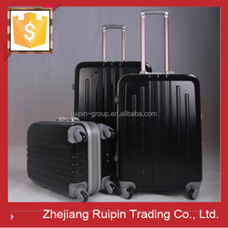 PC material travel luggage,high quality and best service ruipin brand travel luggage