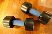 in stock wholesale big size silicone thick Barbell Grips