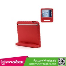Portable Kids EVA Foam Protective Cover with Handle & Stand for iPad 2 / 3 / 4
