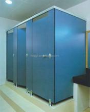 compact laminate toilet door panel/hpl laminate sheet/glossy formica