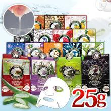 Korea Face Mask MITOMO-123 Essence Sheet Mask 43 Selections