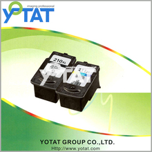 Remanufactured ink cartridge CL211 PG210 for Canon PIXMA MP2MP40 MP250 MP270 MP280 MP480 MP490 MP495