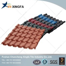 Roofing Sheet Making Machine Best Selling Products Synthetic Spanish Roof Tile Edging