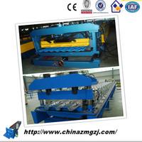 high-strength arch building machine roof panel machine
