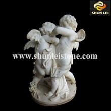 Animals and artistic statuary